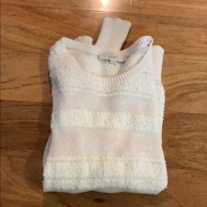 Beautiful sweater from the Loft